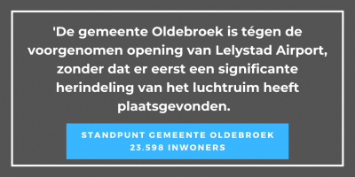 standpunt gem Oldebroek