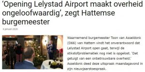 burgemeester Hattem