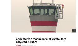 Interview op Omroep Flevoland